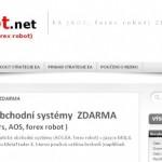 Forex Robot ZDARMA (AOS, EA)