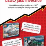 Zhodnocení 400%, nic neobvyklého pro LEGO investice