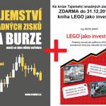 Ke knize: Tajemství snadných zisků na burze dostanete ZDARMA knihu: LEGO jako investice
